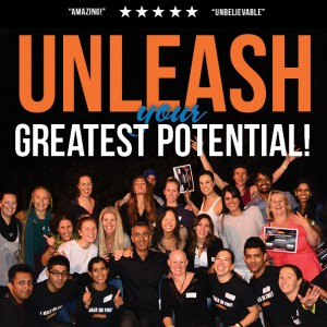 Unleash your Greatest Potential!