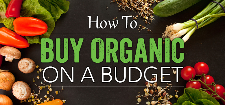 How to Buy Organic on a Budget!