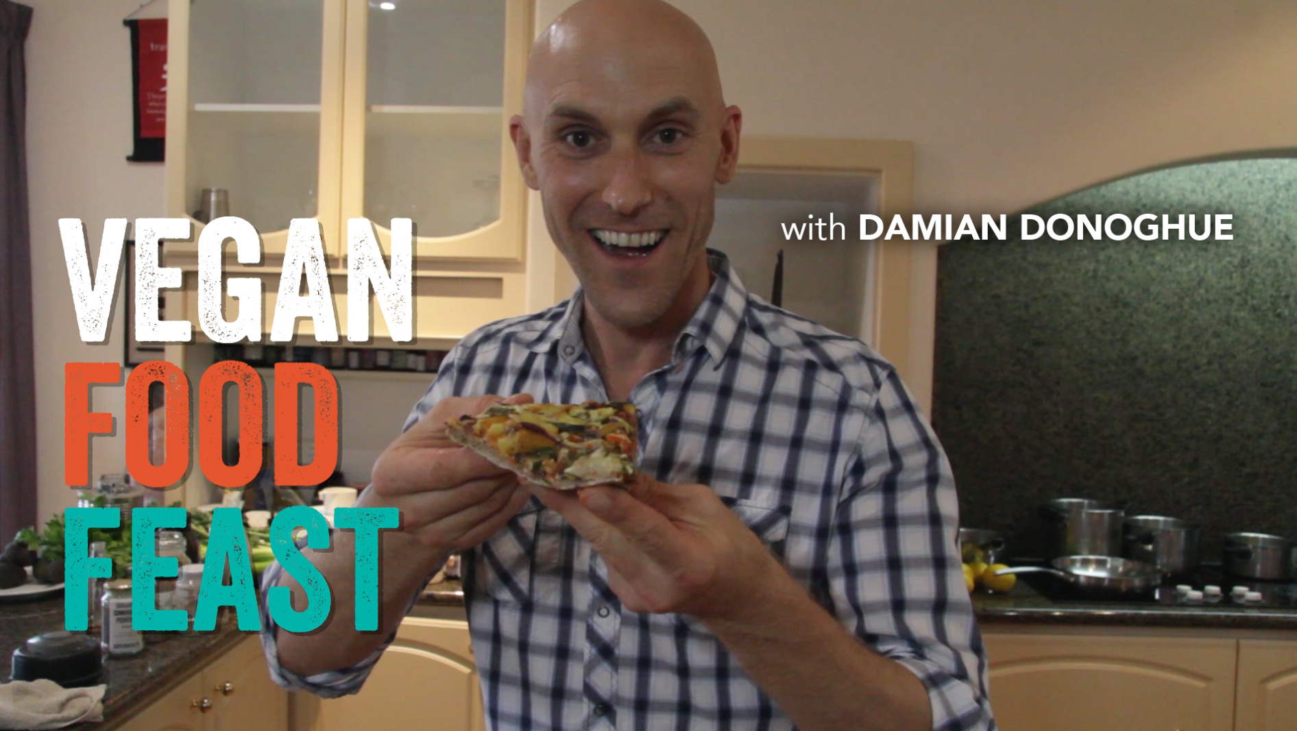 Vegan Food Feast Video and New Dates!