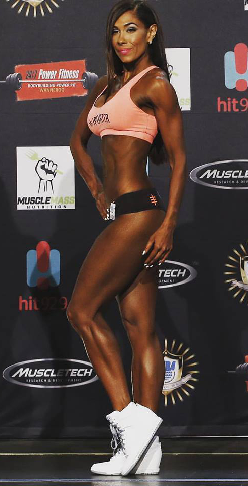Aurora at the INBA Perth Classic May 2015