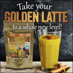 Take your Golden Latte to a whole new level!